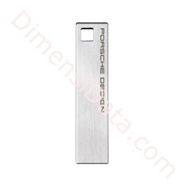 Jual Flash Disk LACIE Porsche Design USB Key 32GB [LAC9000501]